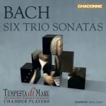 CHAN 0803 Bach Trios