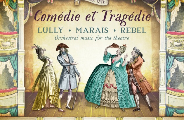 CD: Comédie & Tragédie