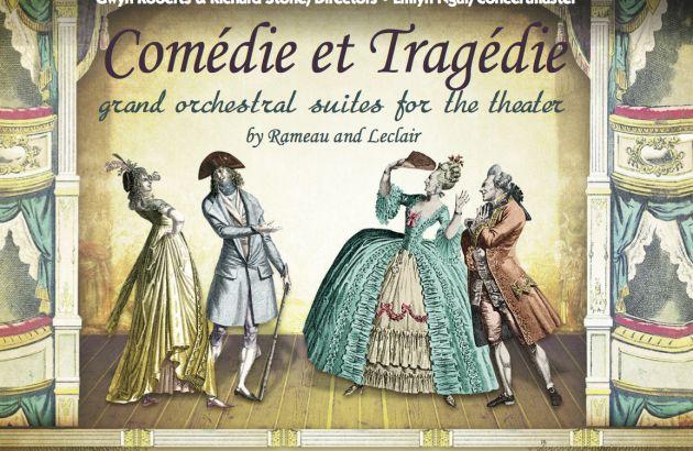 June 6 & 7: Comédie et Tragédie