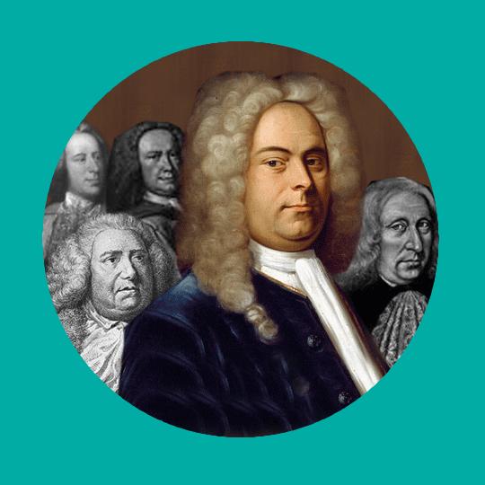 May 21: Handel & His Frenemies