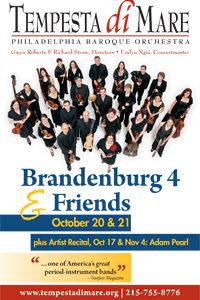 Brandenburg 4 &amp Friends postcard thumbnail